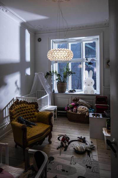 Foscarini Caboche Plus Media hanglamp LED