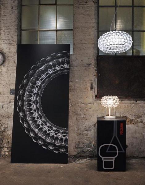 Foscarini Caboche Plus tafellamp LED