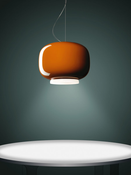 Foscarini Chouchin 1 hanglamp oranje