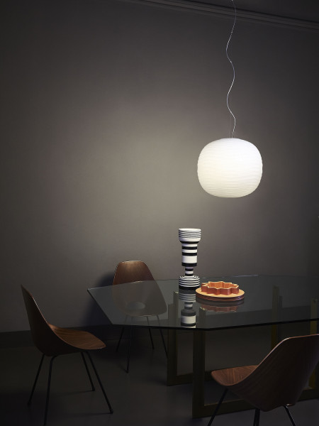 Foscarini Gem hanglamp wit LED