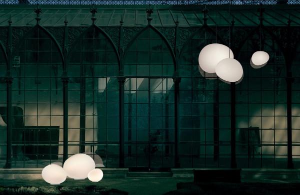 Foscarini Gregg tafellamp large wit