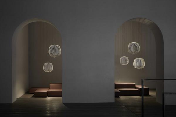 Foscarini Spokes 2 MyLight hanglamp LED dimbaar Bluetooth