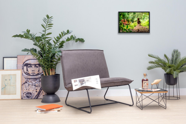 Get Art Born free kunstfotografie henneppapier