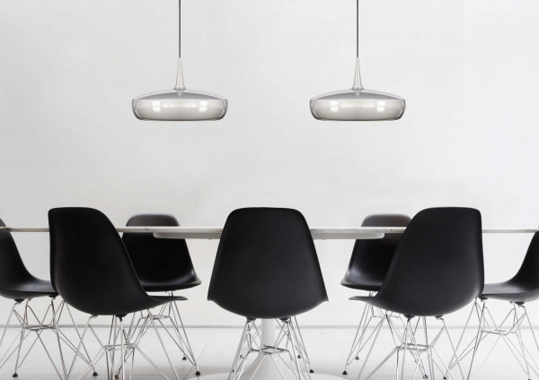 Gispen Dukdalf 120 eetkamerset + 4 DSR stoelen