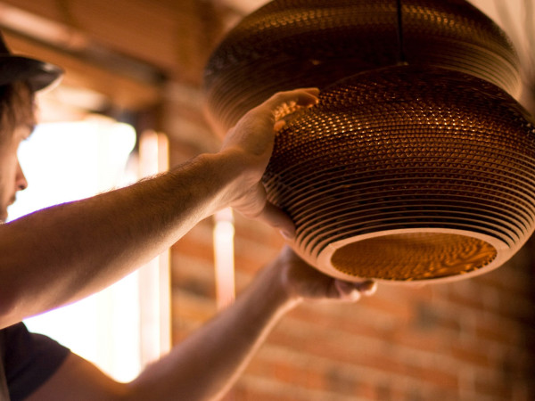 Graypants Disc 16 hanglamp