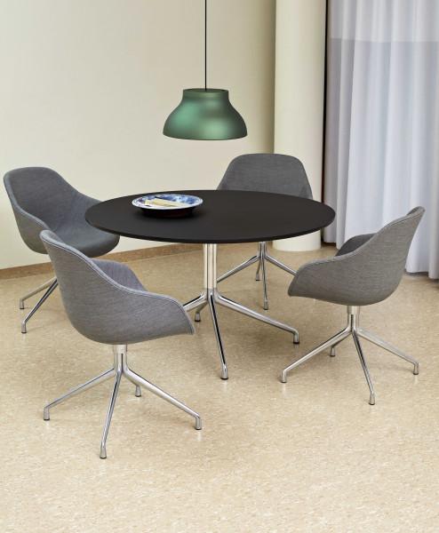 Hay About a Chair AAC121 gestoffeerde stoel