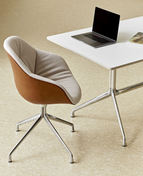 Hay About a Chair AAC121 Soft Duo gestoffeerde stoel