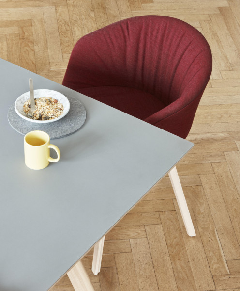 Hay Copenhague tafel CPH30 gelakt eiken 250x90