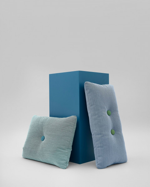 Hay Dot Cushion kussen new steelcut trio 60x46