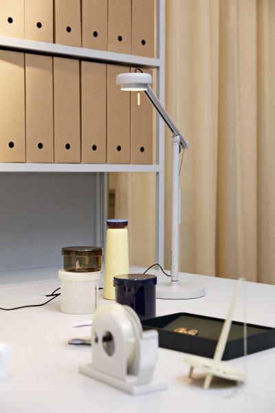 Hay Fifty-Fifty bureaulamp LED
