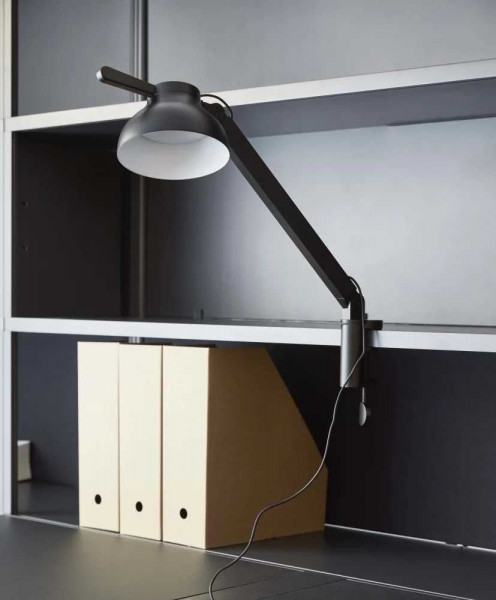 Hay Fifty-Fifty klemlamp LED