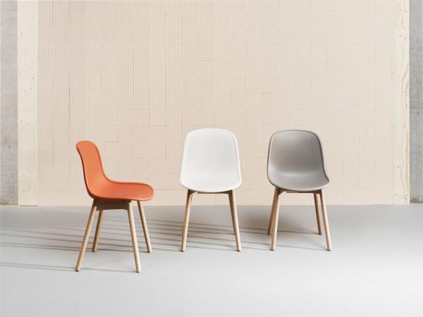 Hay Neu Chair gestoffeerde stoel