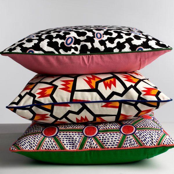 Hay Printed Cushion Memory kussen