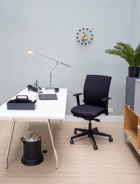 Hembridge Carter bureaustoel NEN Comfort A4 zwart