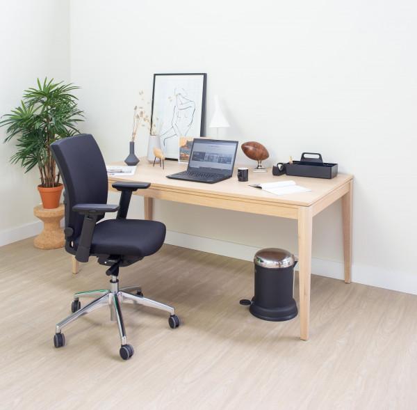 Hembridge Sutton bureaustoel NEN Edition Comfort A3 zwart