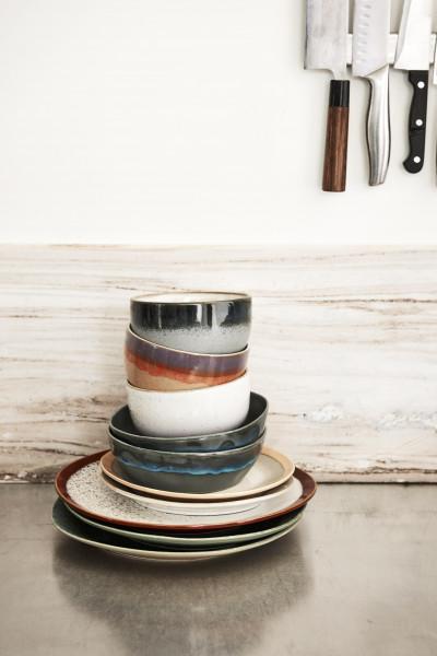 HKliving 70's Ceramic Pasta bord