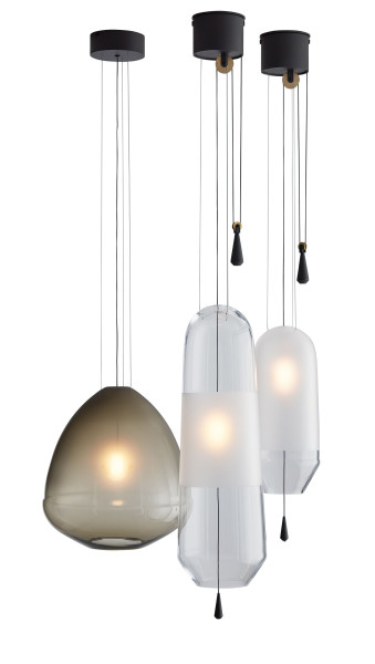 Hollands Licht Limpid Light hanglamp LED medium verstelbaar