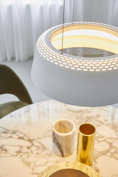 Hollands Licht Ring hanglamp LED