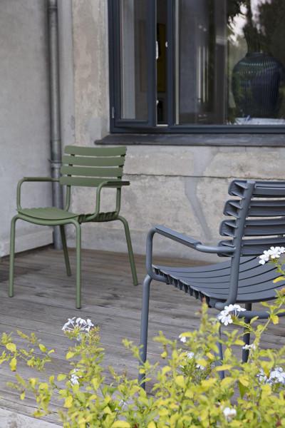 Houe ReClips tuinstoel met armleuningen