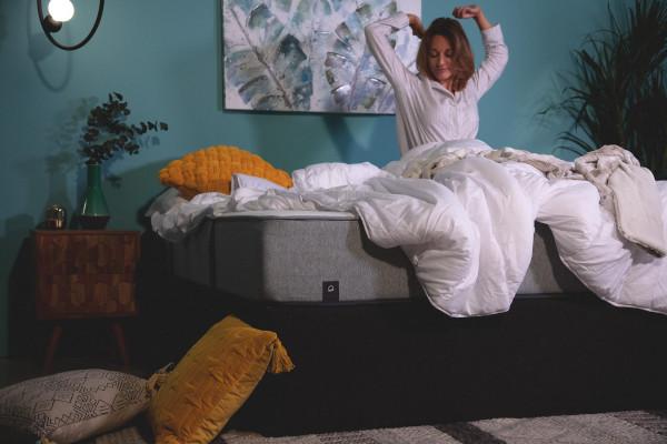 Kave Home Khaleesi nachtkastje 40x55