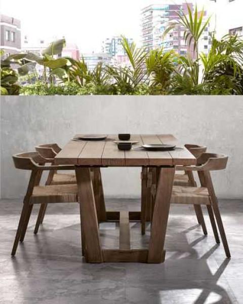 Kave Home Komet tafel 180x90