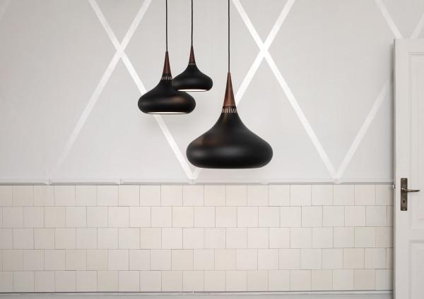 Lightyears Orient Black hanglamp