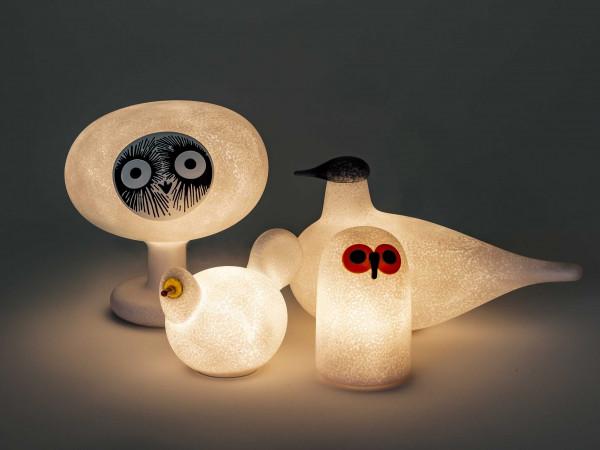 Magis Linnut Siiri tafellamp LED oplaadbaar