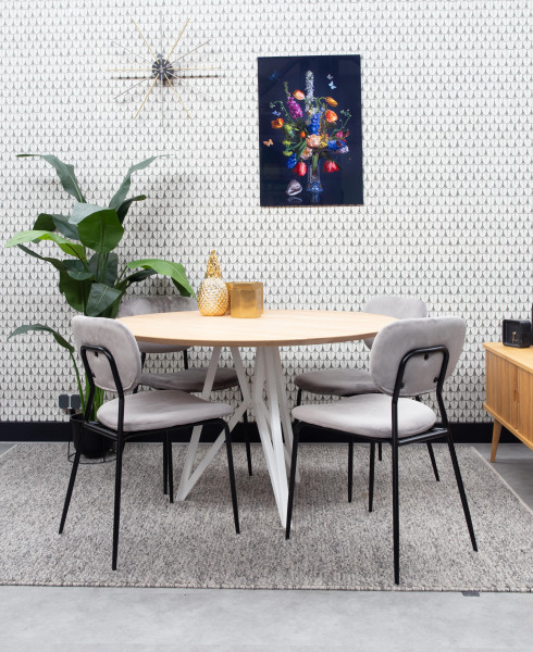 Livingstone Design Jalen eetkamerstoel
