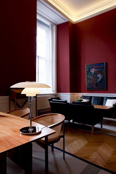 Louis Poulsen PH 4,5-3,5 tafellamp glas