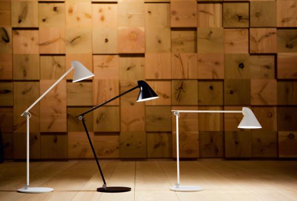 Louis Poulsen NJP vloerlamp LED