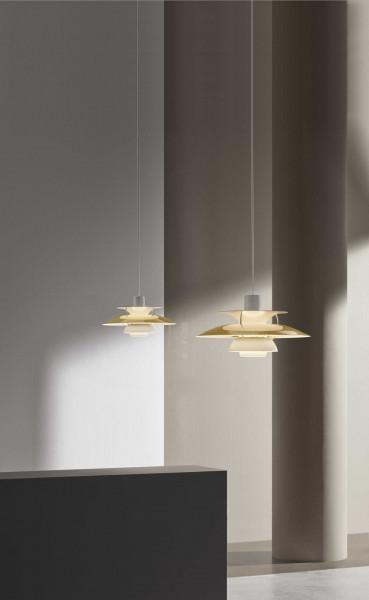 Louis Poulsen PH 5 hanglamp mini messing