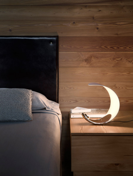 Luceplan Curl tafellamp LED