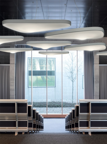 Luceplan Petale hanglamp 136x83