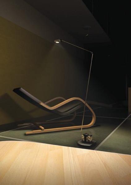 Lumina Daphine Terra vloerlamp LED 2700K