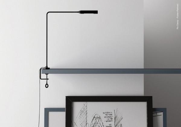 Lumina Flo clamp bureaulamp LED 3000K