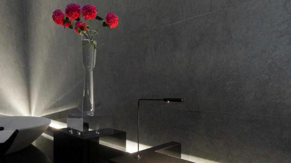 Lumina Flo grommet F46 tafellamp LED 2700K