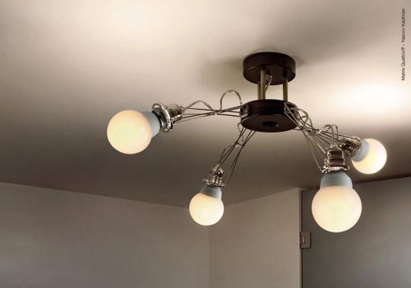 Lumina Matrix Quattro P plafondlamp