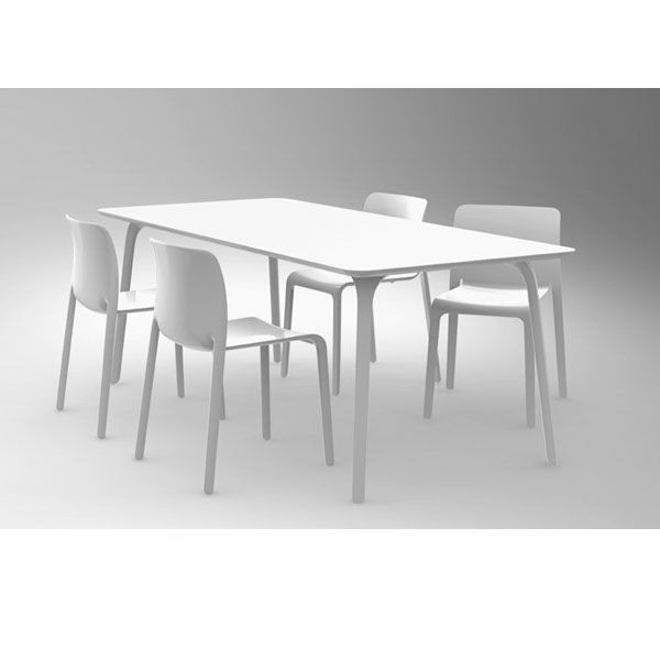 Magis Table First tuintafel rechthoek outdoor 139x79