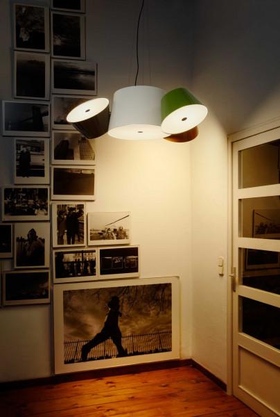 Marset Tam Tam 3 hanglamp Multi