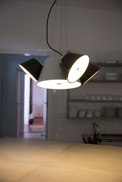 Marset Tam Tam 5 hanglamp zwart