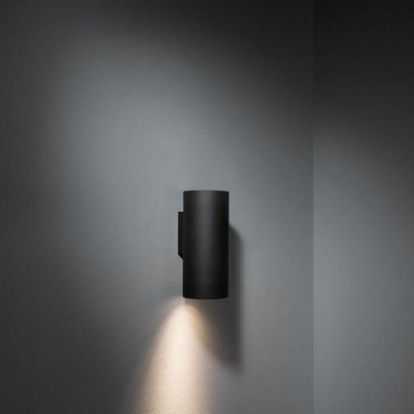 Modular Lotis Tubed wandlamp