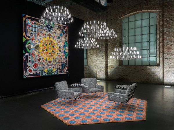 Moooi Carpets Jewels Garden vloerkleed 300x300