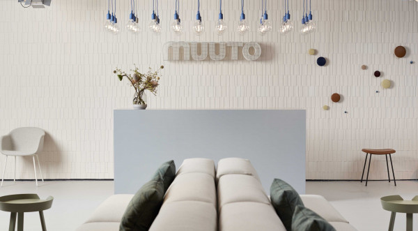 Muuto The Dots Metal haak large