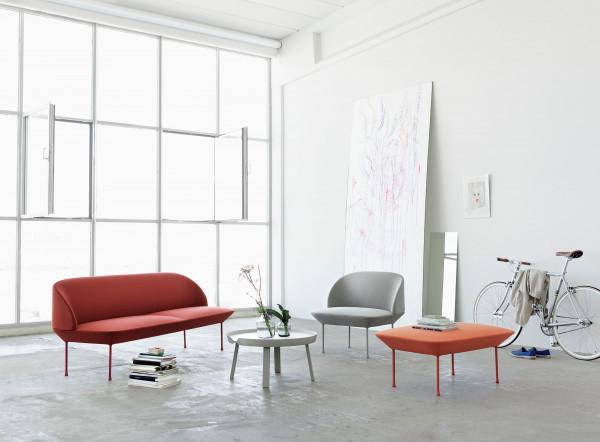 Muuto Oslo fauteuil