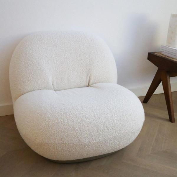 Gubi Pacha fauteuil