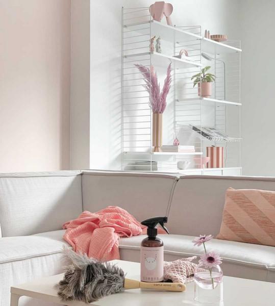 String Furniture Shelf plank 3-pack 78 x 20 cm