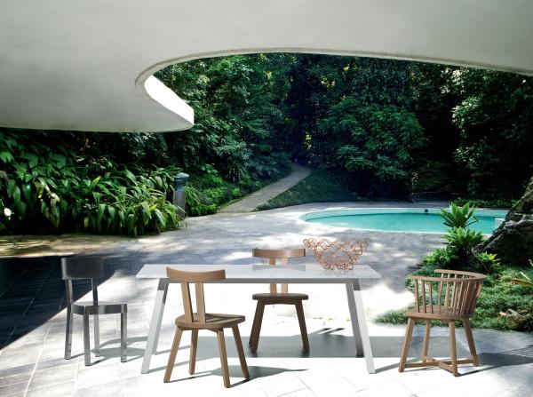 Gervasoni Gray 24 stoel
