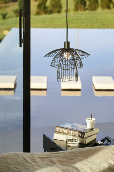 Forestier Papillon hanglamp extra small