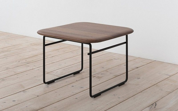 Pastoe Wire Table bijzettafel 40x40