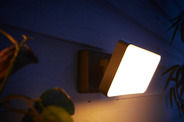Philips Hue Discover wandlamp white/color ambiance LED IP44
